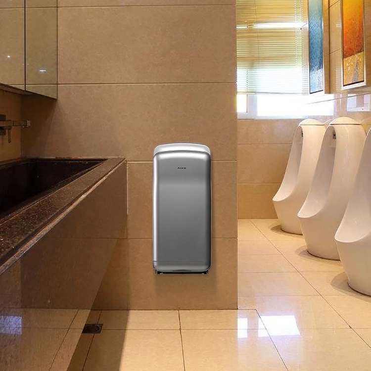 AIKE hand dryer is committed to creating an efficient green dry hand experience